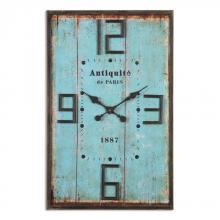 Uttermost 06425 - Uttermost Antiquite Distressed Wall Clock
