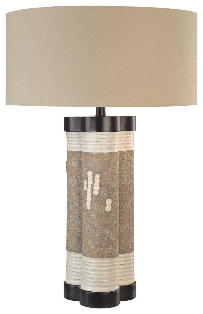 House of Lights in Mayfield Heights, Ohio, United States,  VUU0, Table Lamp,