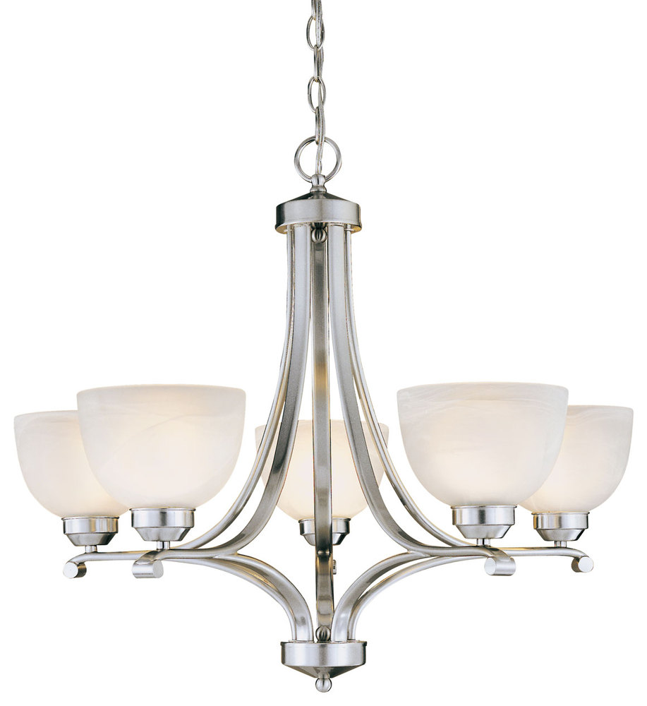 House of Lights in Mayfield Heights, Ohio, United States,  3EGZ, Paradox Chandelier 5-Lt, Paradox