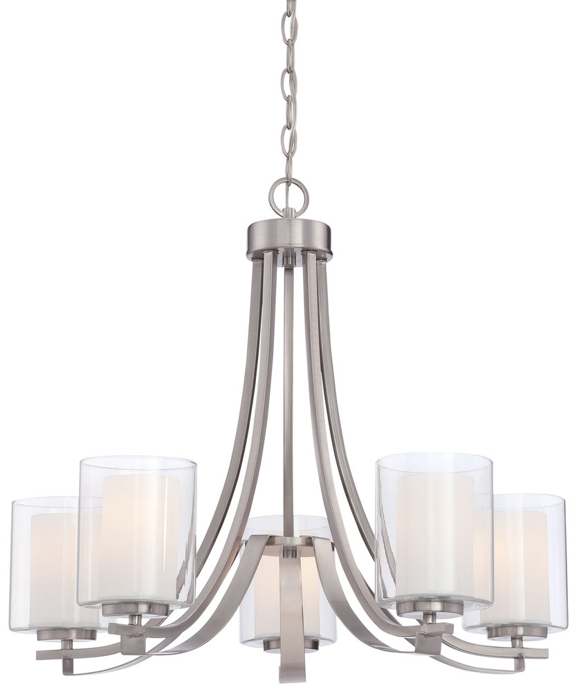 House of Lights in Mayfield Heights, Ohio, United States,  VZM9, Parsons Studio 5 Light Chandelier, Parsons Studio