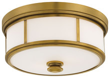 Minka-Lavery 4365-249 - 2 Light Flush Mount