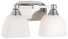 Minka-Lavery 4522-613 - Transitional Bath Art 2 Light Bath