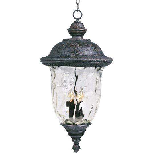 House of Lights in Mayfield Heights, Ohio, United States,  6PXJ, Carriage House VX-Outdoor Hanging Lantern, Carriage House VX