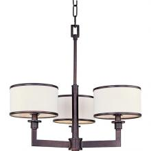 Maxim 12054WTOI - Nexus 3-Light Chandelier