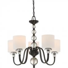 Quoizel DW5005D - Downtown Chandelier