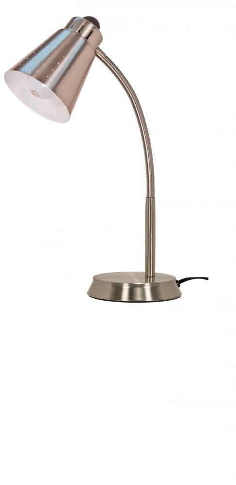House of Lights in Mayfield Heights, Ohio, United States,  A23E, Large Goose Neck Desk Lamp BN,