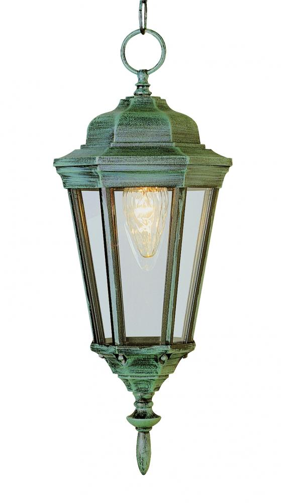 "House of Lights in Mayfield Heights, Ohio, United States,  E532, San Rafael 17.25"" Hanging Lantern, San Rafael"