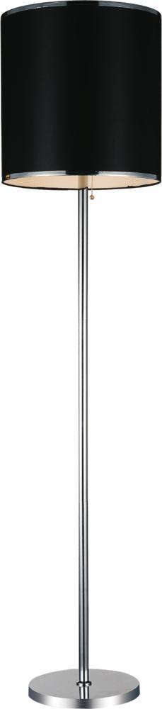 House of Lights in Mayfield Heights, Ohio, United States,  30636M0, 1 Light Chrome Floor Lamp from our Orchid collection, Orchid