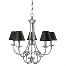 Capital 3225MN-427 - 5 Light Chandelier