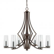 Capital 413561BB-326 - 6 Light Chandelier