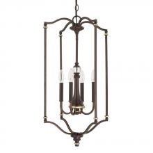 Capital 514941CZ - 4 Light Foyer
