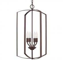 Capital 515841BZ - 4 Light Foyer