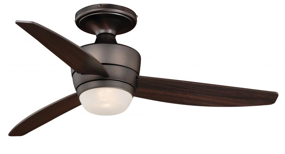 "House of Lights in Mayfield Heights, Ohio, United States,  ERNJ, Adrian 44"" Flushmount DC Ceiling Fan, Adrian"