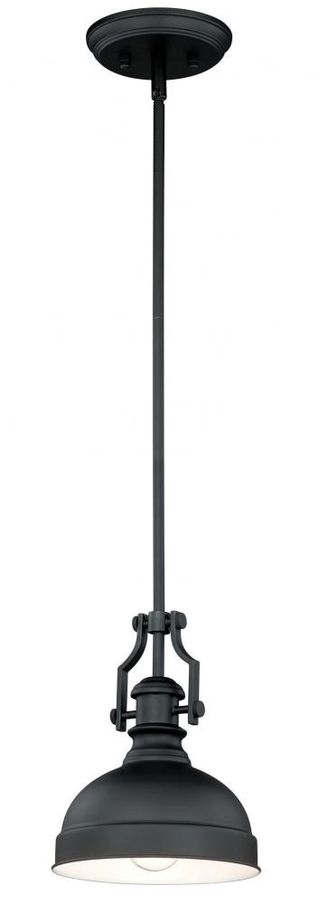 House of Lights in Mayfield Heights, Ohio, United States,  EVMD, Keenan 1L Mini Pendant Oil Rubbed Bronze, Keenan
