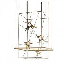 Hubbardton Forge 139765-LED-LONG-07 - Kairos LED Pendant