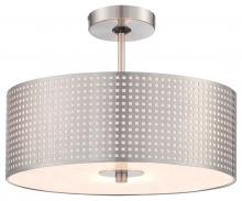 Minka George Kovacs P5747-084 - 3 LIGHT SEMI FLUSH MOUNT