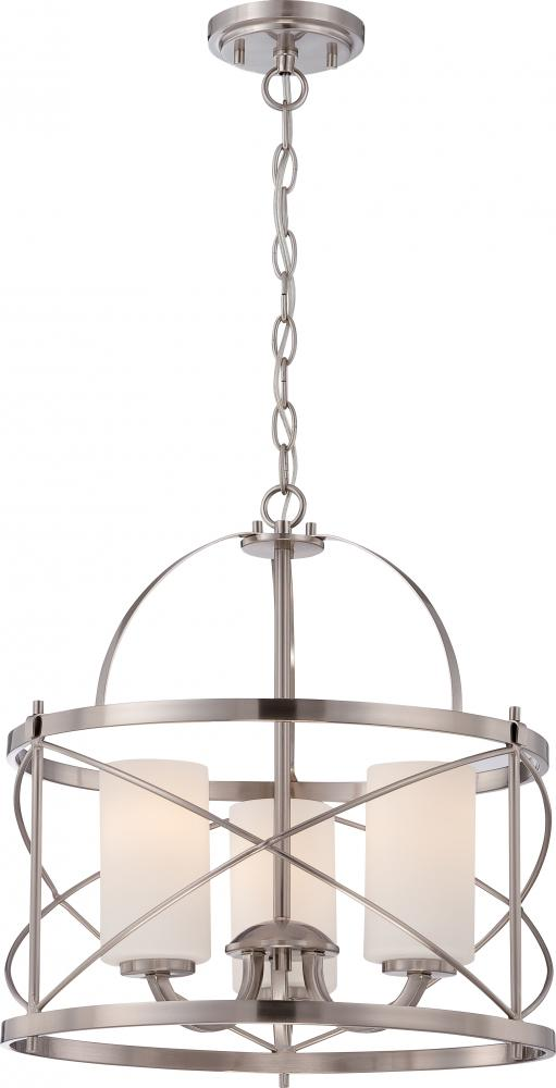 House of Lights in Mayfield Heights, Ohio, United States,  MV6N, Ginger - 3 Light Pendant, Ginger