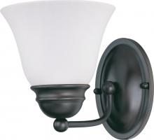 "Nuvo 60/3165 - Empire 1 Light 7"" Vanity"