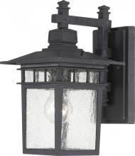 Nuvo 60/4953 - Cove Neck 1 Light Outdoor Wall