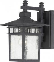 Nuvo 60/4959 - Cove Neck 1 Light Outdoor Wall