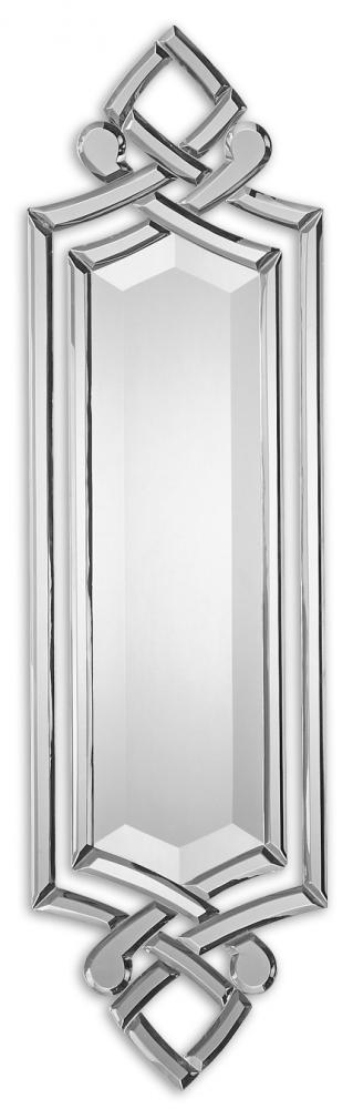 House of Lights in Mayfield Heights, Ohio, United States,  9TQPY, Uttermost Ginosa Beveled Mirror, Ginosa