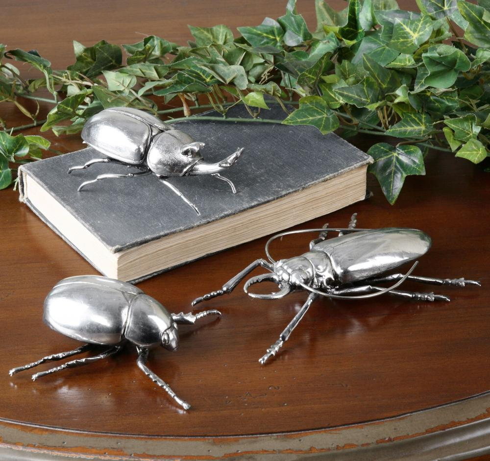 Uttermost Beetles, S/3