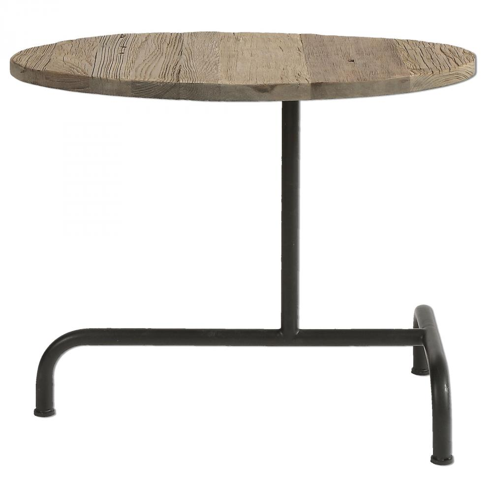 House of Lights in Mayfield Heights, Ohio, United States,  9PUYR, Uttermost Martez Industrial Accent Table, Martez