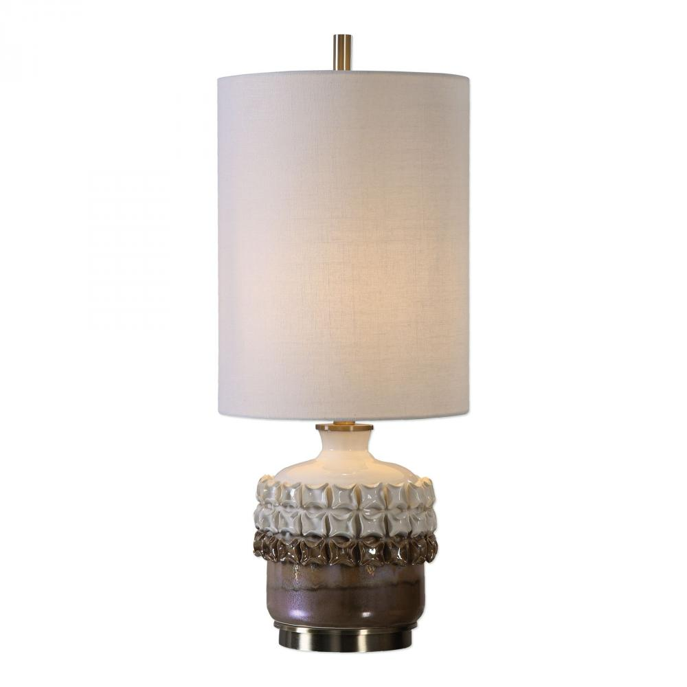 House of Lights in Mayfield Heights, Ohio, United States,  9WWC1, Uttermost Elsa Ceramic Accent Lamp, Elsa