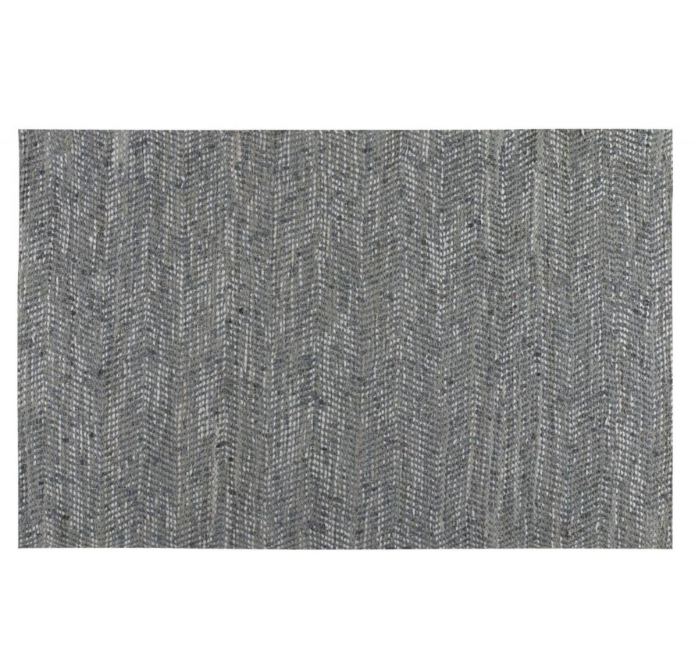 House of Lights in Mayfield Heights, Ohio, United States,  Y4GV, Uttermost Branson 5 X 8 Woven Rug - Gray Blue, Branson