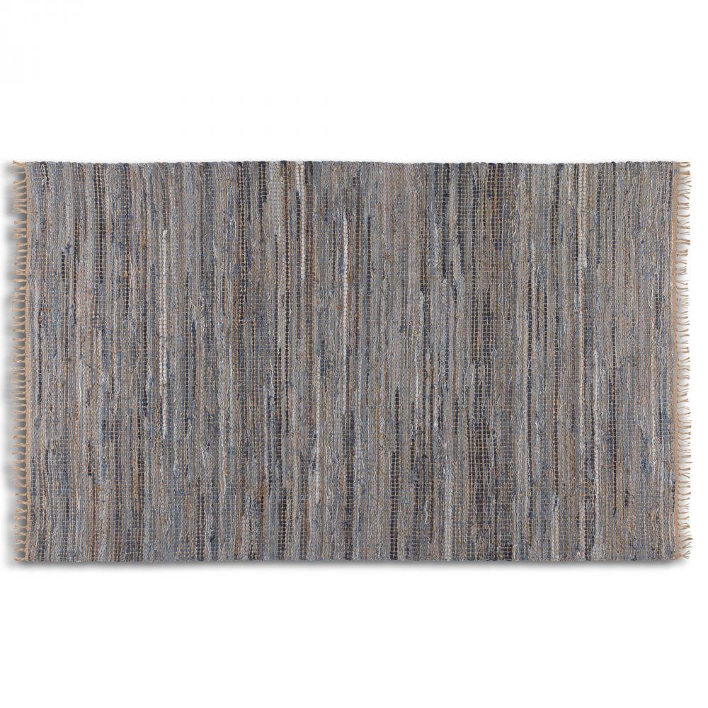 House of Lights in Mayfield Heights, Ohio, United States,  9LRA9, Uttermost Braymer 5 X 8 Rug - Blue, Braymer, Blue