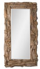 Uttermost 05027 - Uttermost Natural Teak Root Mirror