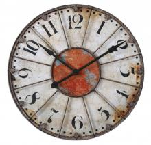 "Uttermost 06664 - Uttermost Ellsworth 29"" Wall Clock"