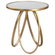 Uttermost 24410 - Uttermost Montrez Gold Accent Table