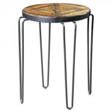 Uttermost 25907 - Uttermost Stelios Round Accent Table