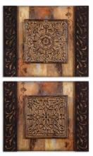 Uttermost 51054 - Uttermost Ornamentational Block Art Set/2