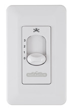 Fanimation CW110WH - Wall Control Extraordinaire (3-Spd/Non-Rev.): White