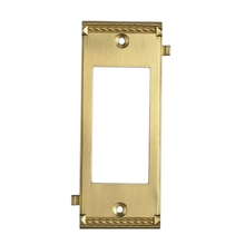 ELK Lighting 2505BR - Clickplates Middle Plate In Brass
